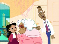 Looks like Oscar, Trudy, & Suga Mama have come up With some Extra Chores for Penny