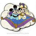 Mickey&Minnie as Aladdin & Jasmine