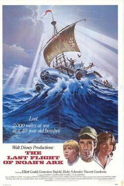 The Last Flight of Noah Ark