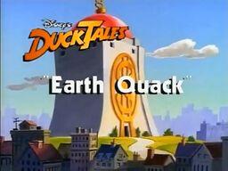 Earth Quack titlecard