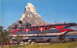 Mk 1 Monorail