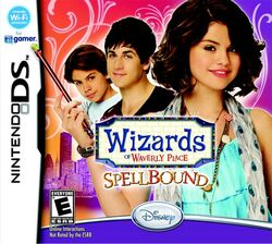 Wizards of Waverly Place Video game