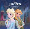 Frozen Elsa's Gift Book