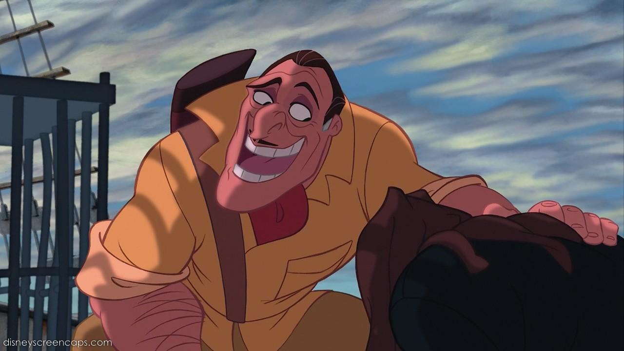 Disney Tarzan Villain – HD Wallpapers