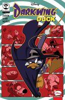 Darkwing Duck JoeBooks 1