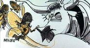Mariachi Butterflies Scene 2