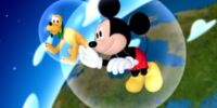 Pluto's Bubble Bath