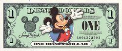 Disney Dollar