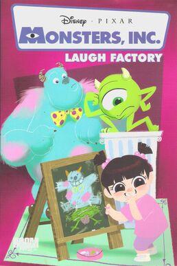 MonstersInc LaughFactory TPB