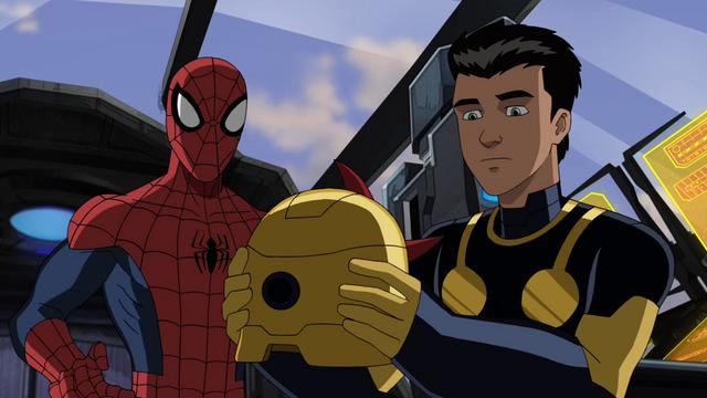 Nova ultimate spider man wiki - photo#10
