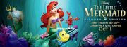 The Little Mermaid Diamond Edition Banner