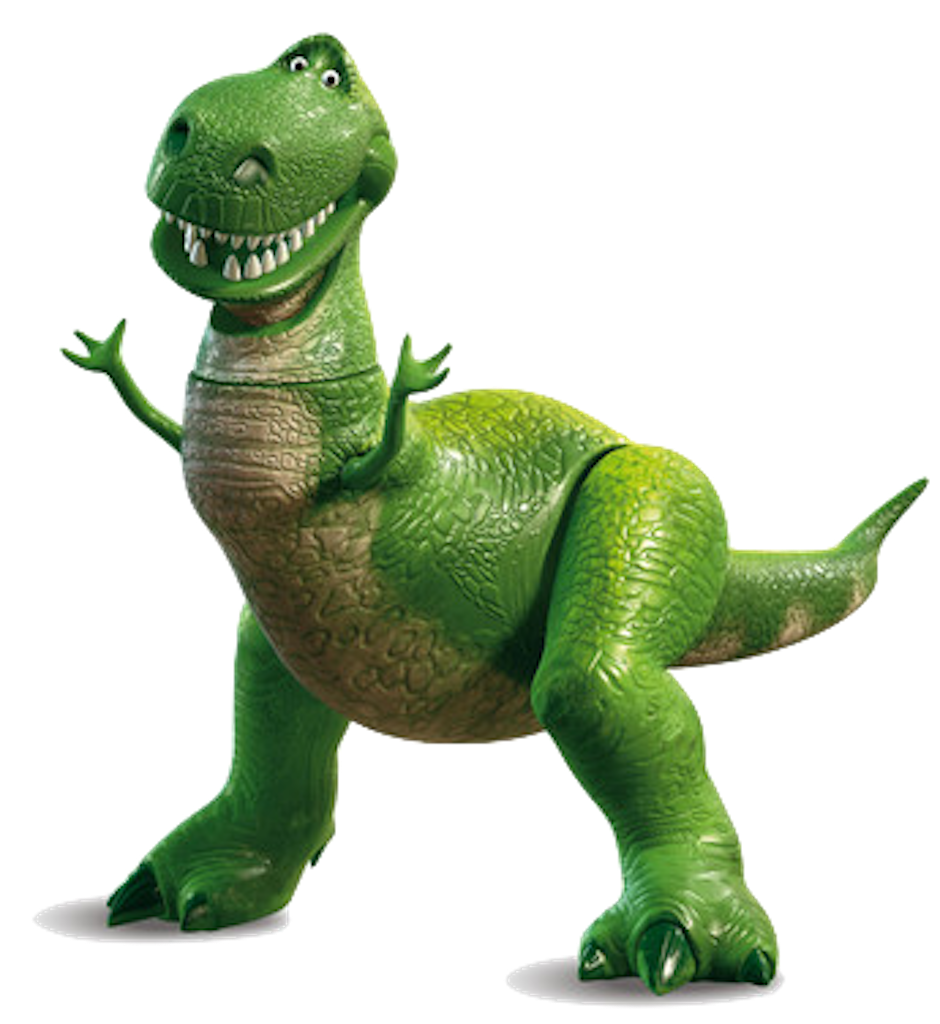 Toy Story Dinosaur : Rex disney wiki fandom powered by wikia