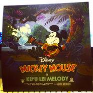 Mickeymouse Ku'uleiMelodyposter
