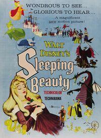Original Sleeping Beauty Poster