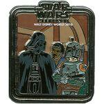Star Wars Weekends 2010 Darth Vader Lando and Boba Fett