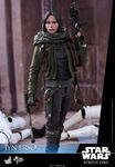 Star wars rogue one jyn erso sixth scale action figure hot toys 1