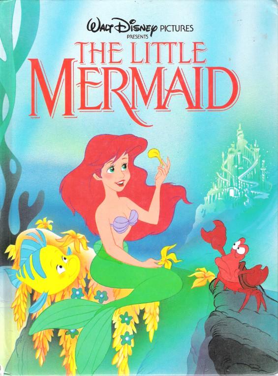 the little mermaid classic storybook disney wiki