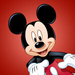 Mickey Website Icon