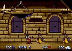 Fantasia Genesis screenshot