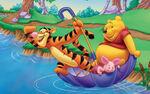 Cartoons winnie the pooh wallpaper-14