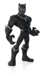 Disney INFINITY Black Panther Render