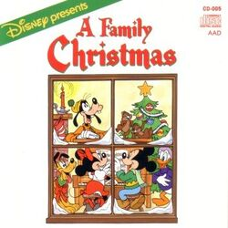 Disney presents a family christmas