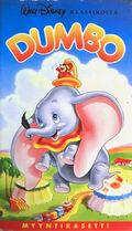 Dumbo1990sFinnishVHS