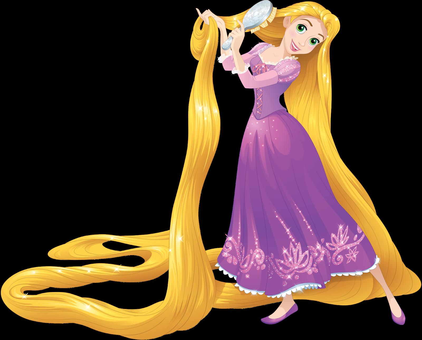 Image Rapunzel Brushing Her Hair Png Disney Wiki