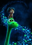 The Good Dinosaur Textless Poster 03