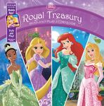Disney Princess Royal Treasury Book