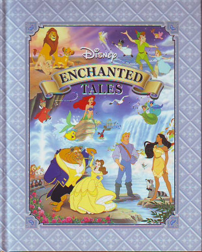 disney enchanted tales book disney wiki fandom