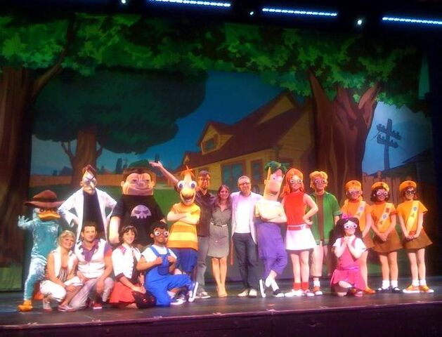 File:Phineas and Ferb Live Cast.jpg