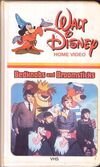 Bedknobs and Broomsticks VHS Original