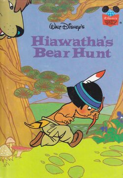 Hiawatha's bear hunt