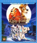 Lady and the Tramp 2 - 2012 DVD-BluRay Cover