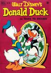 Donald Duck in Rags to Riches