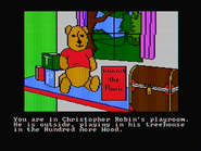 Winnie the Pooh in the Hundred Acre Wood Gameplay