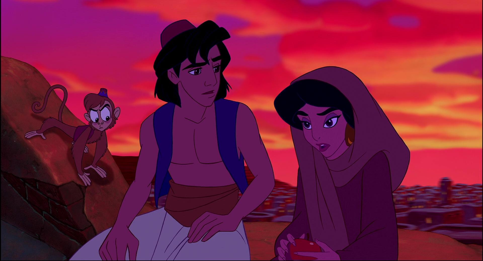 File:Aladdin,Abu, and Jasmine.jpg