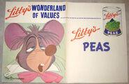Libby peas