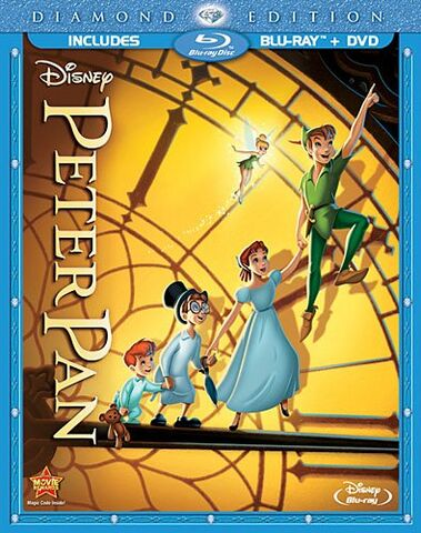 File:Peter Pan - 60th Anniversary Diamond Edition.jpg