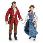 BATB - Gaston and Belle dolls