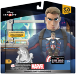 DI3.0 Marvel Battlegrounds Playset
