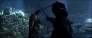 Fight on Isla de Muerta 3