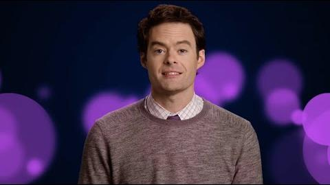 Meet Bill Hader as Fear in INSIDE OUT