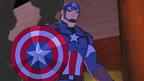 Captain America AUR 50