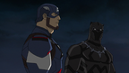 Captain America and Black Panther AUR 03