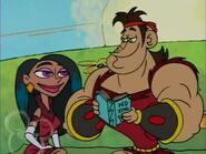 Dave the Barbarian 1x03 Girlfriend 209100