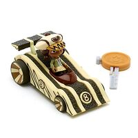Wreck-It Ralph Key Car Racer, Crumbelina di Caramello
