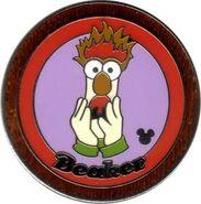 Cast lanyard 2006 beaker