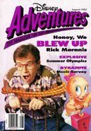 Disney Adventure Baby Herman